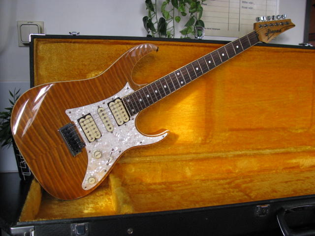 Searching new electric guitar - conservative looking