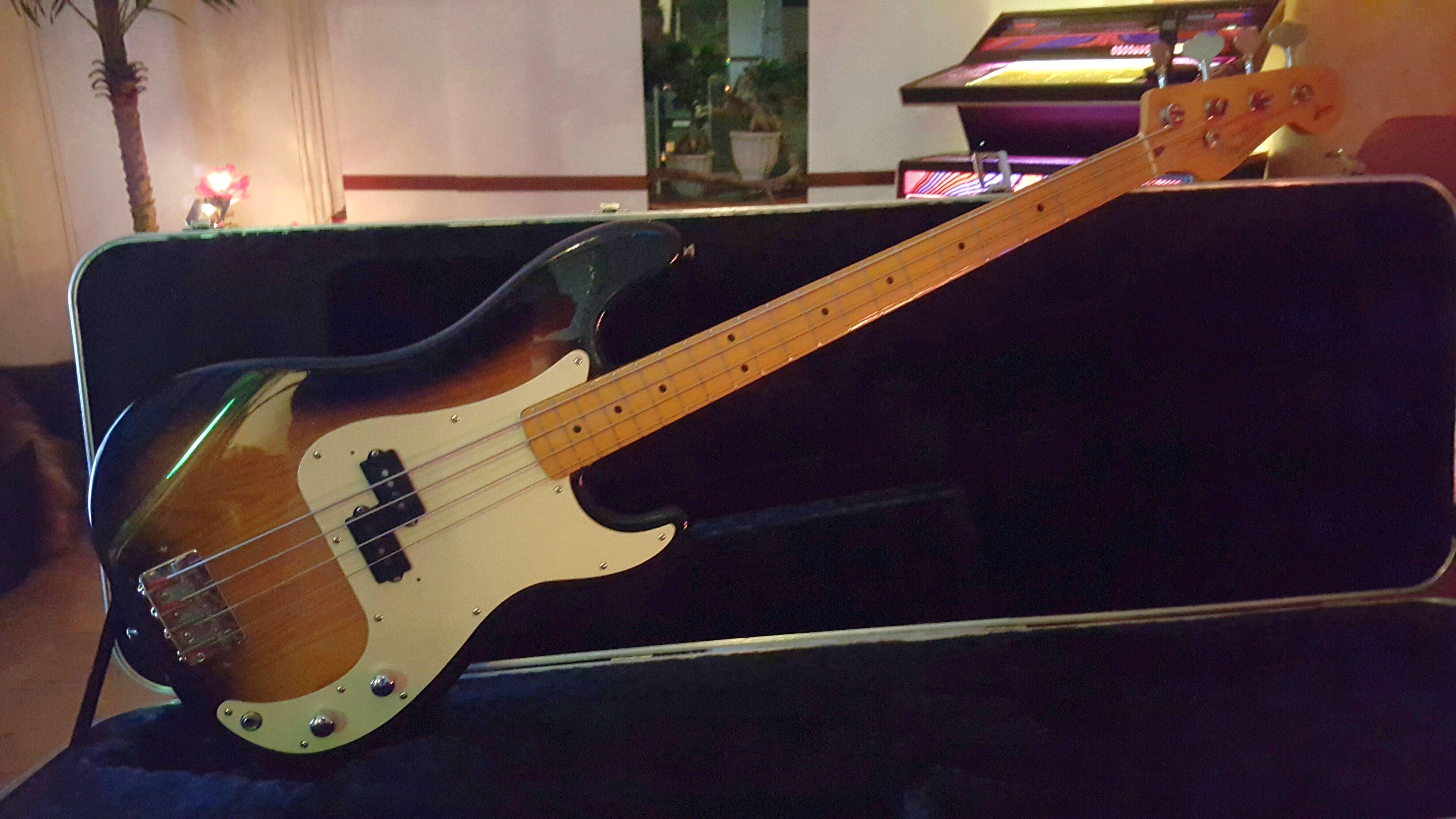 Basses Article Panpot Guitar Rewiring Spector Performer Classic Series