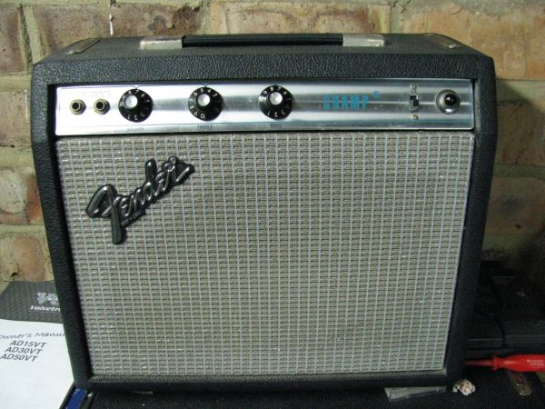 DIY Fender Champ Guitar Amp| Builds and Project Cars forum | on