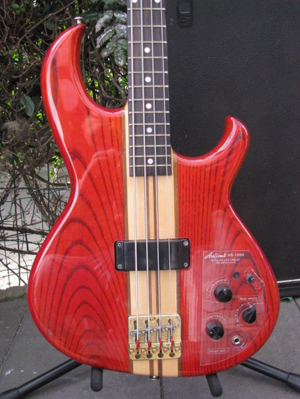 Basses Article Panpot Guitar Rewiring Price 750 Euro