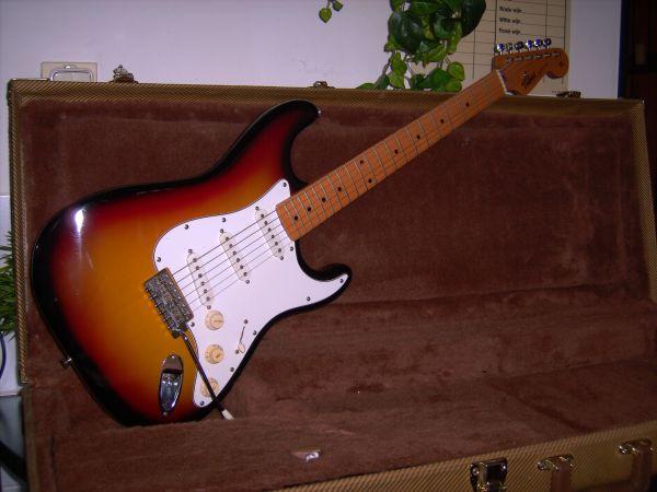 Fender 1981-83Smith Strat Hardtail Bridge Non-Trem
