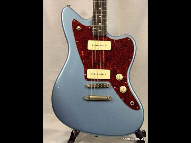 K Line Guitars K-LINE GUITARS
