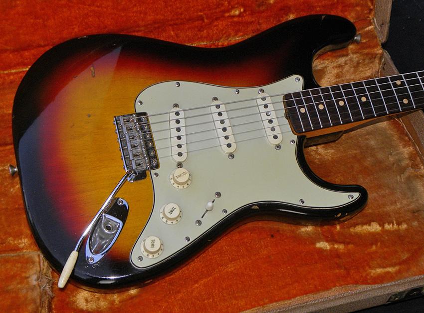 Pickguard Tremolo Cavity Cover Backplate 3Ply für E-Gitarre AB